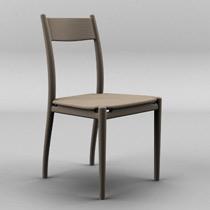 Ercol chair by Will Dowsett