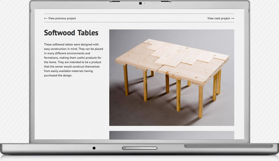 Dowsett Design project page