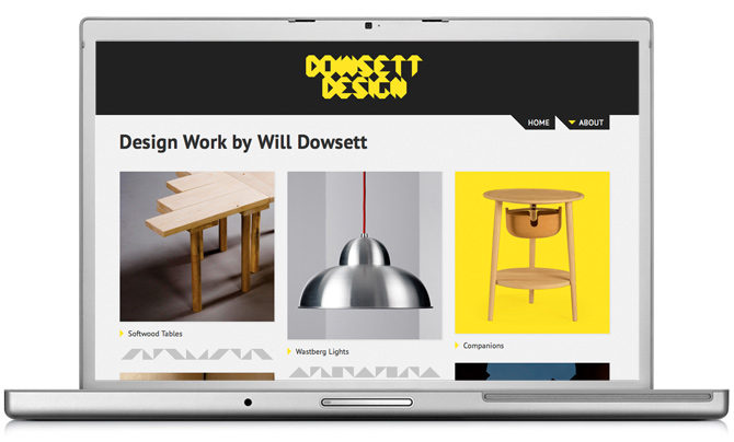 Dowsett Design Website